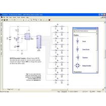 Programa Simulador Circuito Eletrônico Impresso Elétrico Pcb