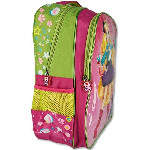 Bolsa Escolar Feminina Infantil : Mochila escolar infantil menina feminina bolsa barata r