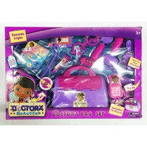 Maleta Doutora Brinquedos - Kit Com 11 Acessórios