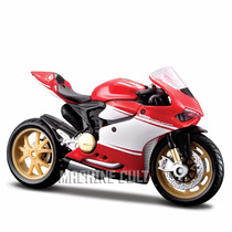 Miniatura Moto Ducati 1199 Superleggera 2014