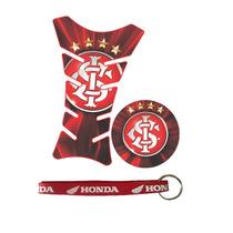 Kit Adesivos Protetor Tanque E Bocal Internacional