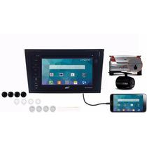 Kit Multimídia Meriva Ss Gps Tv Bluetooth Dvd Cd Camera Usb