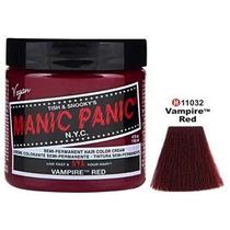 Manic Panic Tinta Semi Permanente Vampire Red N.y.c