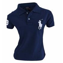 Camisa Polo Feminina Rauph Lauren
