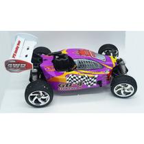 Carro De Controle Remoto New Spirit A Gasolina + Kit Starter