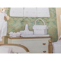 Trocador Para Quarto De Bebê Branco Clean 1 Peça Hb