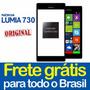 Tela Nokia Lumia 730 Vidro Frontal N730 Touch - 100%original