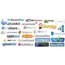 60 Dias - Conta Premium Uploaded _ Depfile + Rockfile + 30