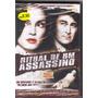 Dvd Ritual De Um Assassino, Leo Rossi, Original Lacrado
