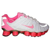 Tenis Nike Shox Tlx 12 Molas (feminino)