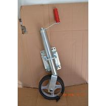 Pedestal Com Roda Carretinha Reboque