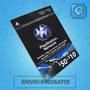 Playstation Network Card $50 $10 Cartão Psn Usa $60 Dólares