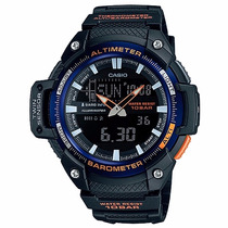 Relógio Casio Masculino Sgw-450h-2b Altimetro Barometro