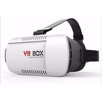Óculos Cardboard 3d Realidade Virtual Vr Box 2016 + Controle