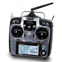 Rádio Futaba 10chg 2.4ghz 10-canais Mode 2 + Maleta