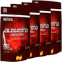 Kit 4x Albumina Naturovos - Sabor Natural - Total 2kg
