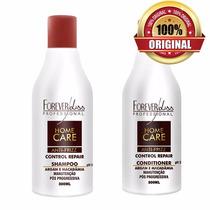 Shampoo E Condicionador 300ml Pós Progressiva Forever Liss