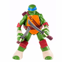 Boneco Gigante Tartarugas Ninja Leonardo 55cm - Mimo