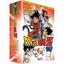 Box Dragon Ball Z - Volume 2 (4 Discos) - Lacrado - Original