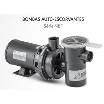 Bomba Para Piscina Com Pré-filtro Nbf1 - Nautilus