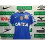 Camisa Corinthians Nike Azul Oficial Jogador Romarinho # 31
