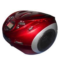 Mini System Bluetooth Radio Portatil Cd Mp3 Usb Fm Cartao