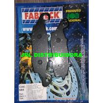 Kit Completo Pastilha De Freio Suzuki Dl 1000 / 650 V-strom