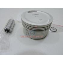 Kit Pistão/aneis Wgk Cg Fan-125 2009~2014 3,00mm Competição