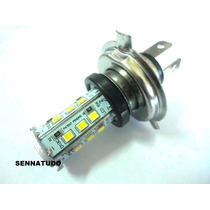 Lampada H4 Led De Farol Moto Suzuki Yes 125 / Intruder