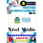 Apostila Digital Prefeitura Montes Claros Mg N Medio 2015