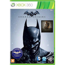 Batman Arkham Origins Com Dlc (mídia Física- Pt-br) Xbox 360