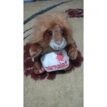 Bicho De Pelúcia Mamíferos Parmalat Leão