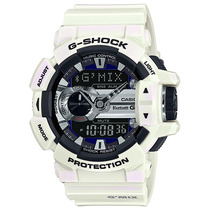 Casio G-shock Gba-400-7c Gba400 G-mix Music Control