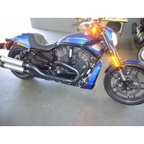 Harley Davidson Vroad Night 1250cc Único Dono Aceito Troca