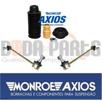 Kit Do Amortecedor Bieleta Honda Fit - Original Monroe Axios