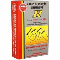 Mangueira Filtro Ar Vectra +kit Cabos E Velas Ngk