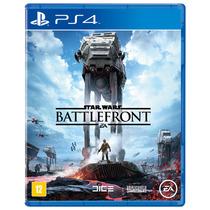 Star Wars Battlefront Ps4 Midia Fisica Lacrada