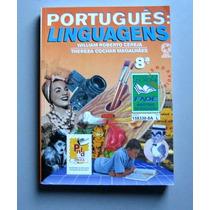 Português: Linguagens - 8a - Cereja - Magalhães