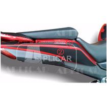 Adesivo Fibra De Carbono Proteção Do Rabeta Next 250 Dafra