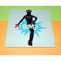 Cd Single Anitta - Bang! - Lacrado.