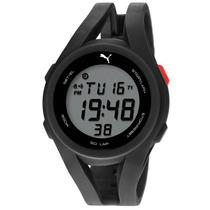 Relógio Unissex Puma - Pulseira De Silicone - 96228m0panp1