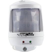 Sensor De Presença Luz Lâmpada Movimento Forceline Bivolt