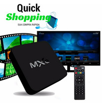 Smart Tv Box Android Tv Desbloqueia Canal Pago Claro Sky