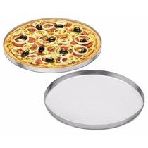 Forma Para Pizza 35 Cm Alumínio