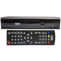 Conversor Digital - Vii7 - Hdtv 3d Uhf Dtvb0002 = Tv Digital