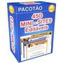 450 Mini Sites Profissionais Editáveis Direito Rev + Brindes