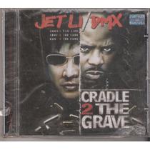 Cd Cd Contra O Tempo - Cradle 2 The Grave Trilha ( Lacrado )