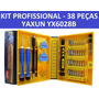 Kit De Ferramentas Profissional Celular Com 38 Pecas Yx6028