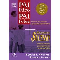 Livro Pai Rico Pai Pobre Edição 2 Livros Em 1