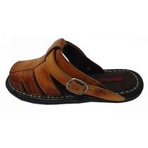 Sandália Forte Shoes Em Couro
